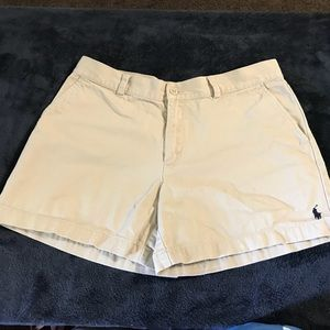 Ralph Lauren Sport Khaki Shorts